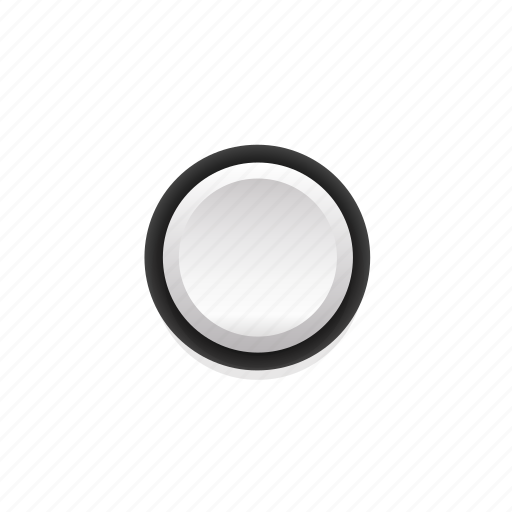buttons, not, off, on, pressed, round button, white icon