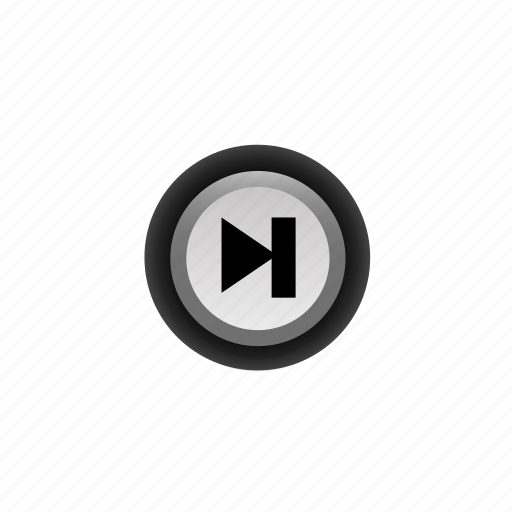 buttons, navigation, next, player, pressed, ui, with icon