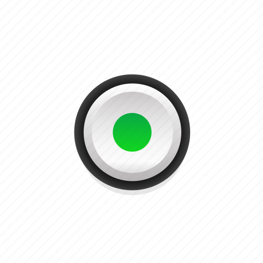active, buttons, color, green, navigation, point, ui icon