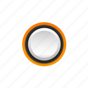 buttons, color, navigation, orange, select, selected, ui icon