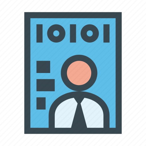 brochure, cover, design, magazine, page, publish icon