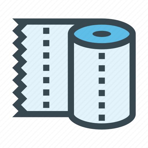 clean, cleaning, kitchen, paper, tissue, towel icon