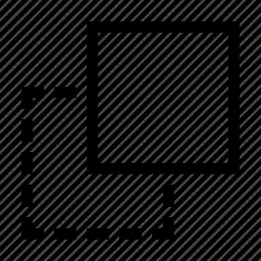arrange, forward, front, order, position, send icon