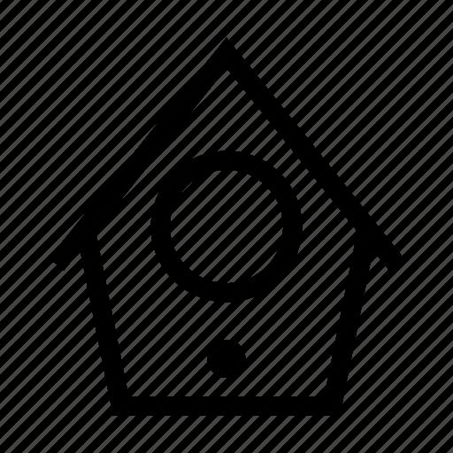 bird, birdhouse, feeder, house, nest icon