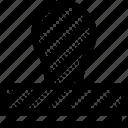 mark, pad, paper, stamp