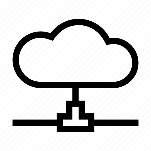 Backup, cloud, computing, connection, storage icon - Download on Iconfinder