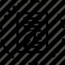 blog, concept, content, fresh, fresh content icon