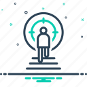 aim, goal, objectives, target icon