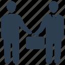 agreement, business, deal, money transaction, partnership icon