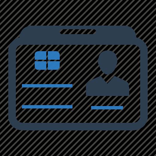 drivers license, id, id card, identification card, identity icon