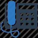 communication, hotline, support, telecommunication, telephone icon