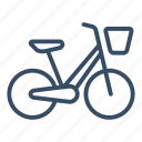 bicycle, bike, city, city transport, e bike, rent, sharing icon