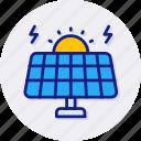 solar, energy, eco, environment, sun, panel