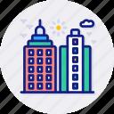 skyscraper, office, skyline, city, cityscape, landmark, building