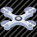 fidget spinner, gadget, hand spin, stress relieving, tri spinner