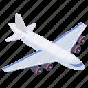 aeroplane, airbus, aircraft, airplane, plane, supersonic transport