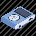 audio system, digital music player, ipod, ipod music, listening music icon