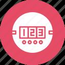 city, device, energy, machine, measurement, samrt, water icon