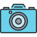 camera, device, digital, gadget, photography, smart, technology icon