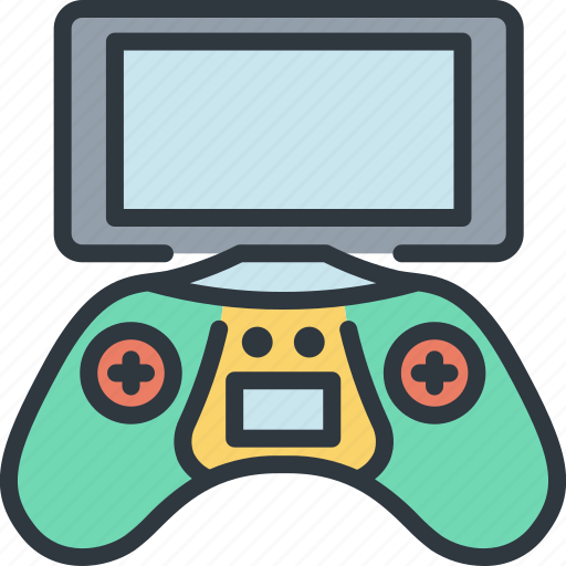 controller, device, gadget, games, multimedia, smart, wireless icon