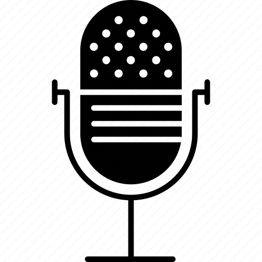 device, gadget, microphone, record, smart, technology, wireless icon