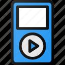 ipod, music, player, mp3