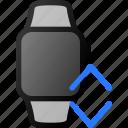 smartwatch, bandwidth, smart, watch
