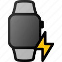 smartwatch, charge, smart, watch