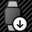 smartwatch, download, smart, watch