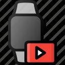 smartwatch, media, smart, watch