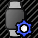 smartwatch, settings, smart, watch