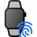 smartwatch, touch, id, security, smart, watch