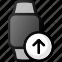 smartwatch, upload, smart, watch