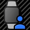 smartwatch, user, smart, watch