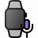 smartwatch, voice, controll, smart, watch