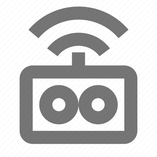 controller, wireless icon
