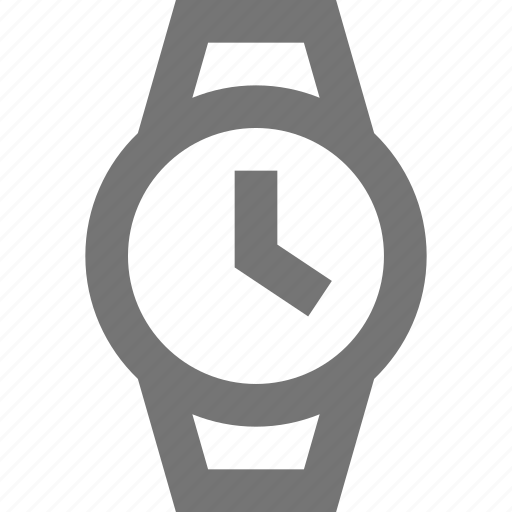 clock, smart watch, time, watch icon