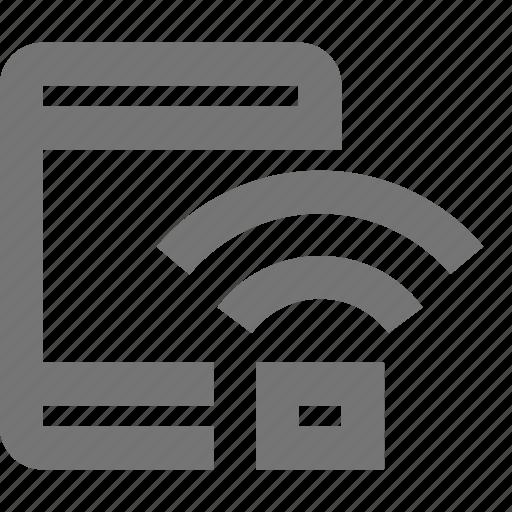 data, device, gadget, smart, sync, tablet, wireless, wrist icon