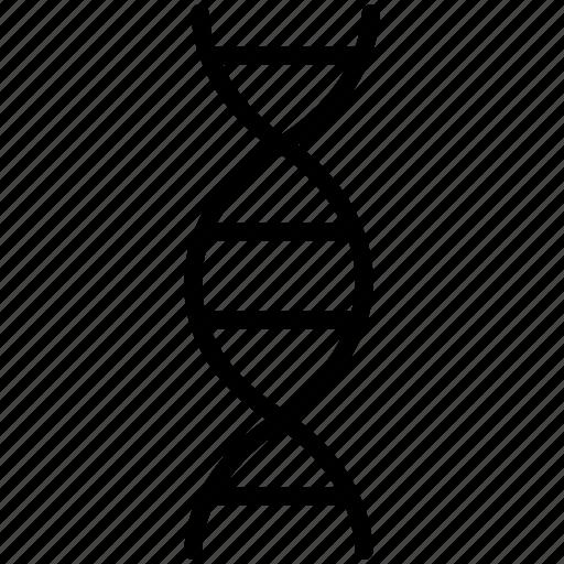 biology, dna, genetics, science icon