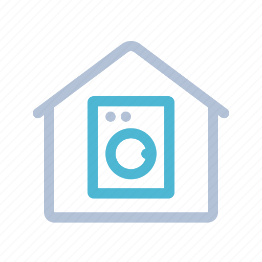 Appliances, home, house, household, smart home, technology, washing machine icon - Download on Iconfinder