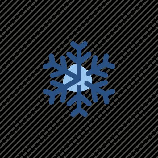 cold, freezer, fridge, ice icon