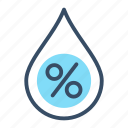 forcast, humidity, intelligent, measuring, monitoring, prediction, weather icon
