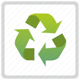 garbage, home, recycle, recycling, waste icon