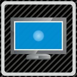 cinema, home, monitor, screen, tv icon