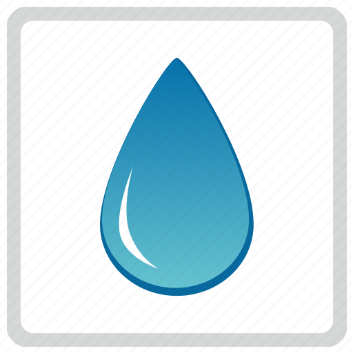 drop, home, supply, water icon