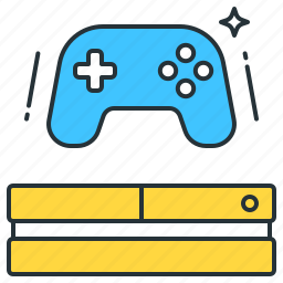 console, controller, entertainment, game, gaming, play, video icon