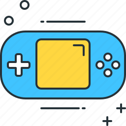 console, controller, game, gamepad, handheld, play, remote icon