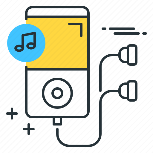 audio, entertainment, media, mp4, music, player, video icon