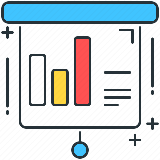 analysis, chart, data, open, statistics, transparency icon