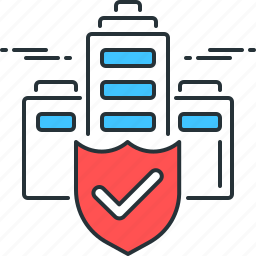 architecture, building, construction, protection, public, safe, safety icon